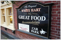 Traditional Wall Signboard Cheshire